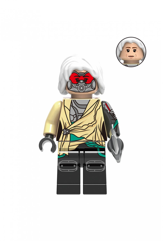 Janet van Dyne Minifigures Lego Compatible Ant-Man Toy