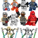 10pcs Star Wars Rebels Minifigures Lego Compatible Toy