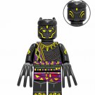 T'Chaka Minifigures Lego Compatible Super Heroes Toy