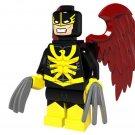 Nighthawk Minifigures Lego Compatible Toy