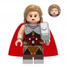 Jane Foster Thor 4 Minifigures Lego Compatible Toy