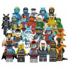 24pcs MF Set Ninjago 2019 Minifigures Lego Compatible Toy