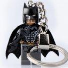 Batman Key Chain Compatible Lego Minifigures Key Chain
