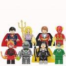 Ultimate Man Alexander Luthor Dc Super Heroes Villains Minifigures Lego Compatible Toy