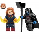 Ronan the Accuser Captain Marvel  Minifigures Lego Captain Marvel set Compatible