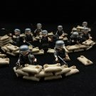 WW2 Germany Wehrmacht base Minifigures Lego Compatible military base set