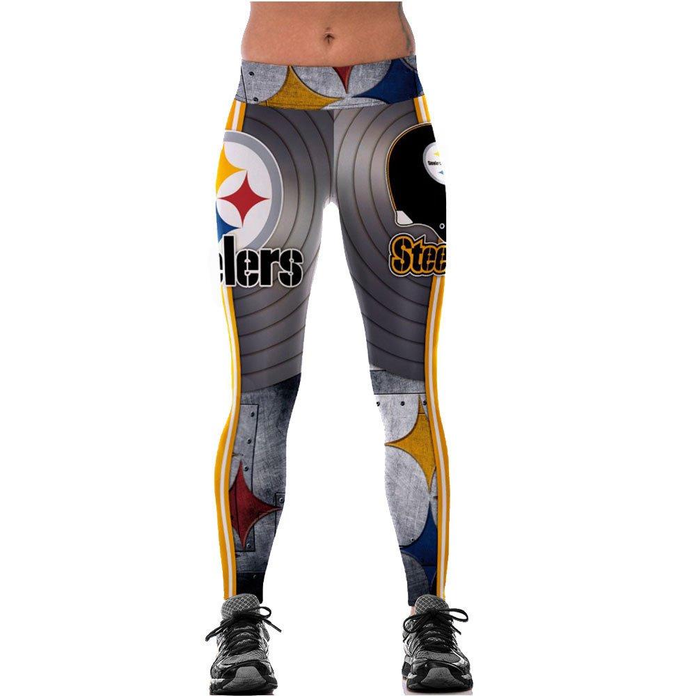 Pittsburgh Steelers Legings Yoga Pants Jogging Leggings