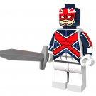 Captain Britain Minifigures Lego Compatible Marvel Super Hero