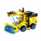 City Road Sweeper Minifigures Lego Compatible City sets