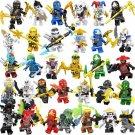 Ninjago season 11 sets Minifigures Lego Compatible Ninjago 2019