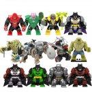 Big Kilowog Croc Batman Green Lantern Corps Minifigures Lego Compatible DC Super Heroes