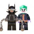 Bat Who Laughs Joker Minifigures Lego Compatible DC Super Heroes 2019