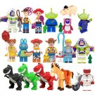 Toy Story 4 characters Minifigures Alien Bulleye Woody Lego Compatible 18pcs/set