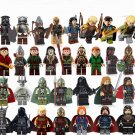 The Hobbit The Goblin King Battle by Just Bricks Minifigures Lego Compatible Hobbit set