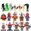 Alien Mechander Robo Battle Droid Voltes V Minifigures Lego Compatible TV set