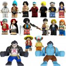 One Piece set Comic character Minifigures Lego Compatible Toy