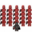 Knights of Ren Sith Stormer Minifigures Lego Compatible Star Wars The Rise of Skywalker