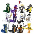 Ninjago Masters of Spinjitzu set Minifigures Lego Compatible Toy