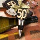 50th Anniversary Wine Stopper