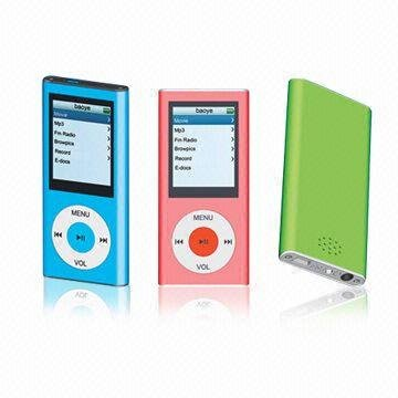 MP4 player  with 1GB