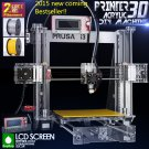 Printer 3D with complete acrylic construction and LCD display + Free 2 kg filaments