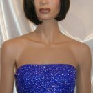HOT New Panoply Formal Beaded Prom Cruise SeXy  Sz 1 - 2  #514