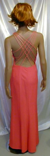 Gorgeous NEW Cire Beaded Gown Prom Cruise Formal  Sz 10 #517