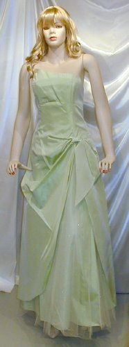 787 Gorgeous New Full Skirt Ball Gown Formal Prom Party Military Ball Gown 13 14