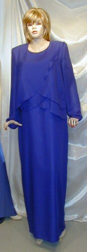 676  Lovely Mother Of The Bride Cruise Formal Gown Theatre Anniversary 16