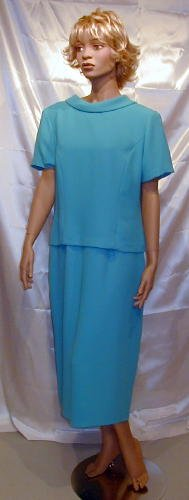 539 Lovely New Dress Bridesmaid MOB Cruise Church Turquoise  16