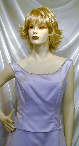 Exquisite Formal Gown MOB MOG Bridesmaid Theatre New 11/12 #730