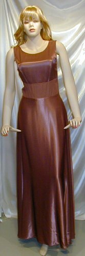 Gorgeous Formal Bridesmaid Gown Cruise Dance Theatre 12 #695