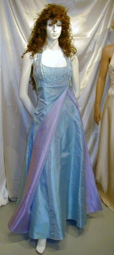 Gorgeous New Formal Ball Gown Prom Cruise Dance  Sz 10 #515