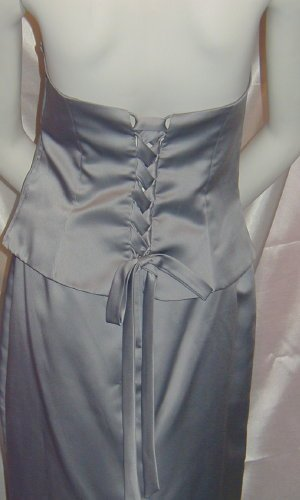 Lovely NEW Formal Gown Prom Cruise Bridesmaid DanceSz 8 #628