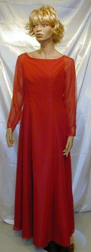 Lovely NEW A Angelo Formal Gown Bridesmaid Cruise Sz 10 #559