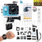 Ultra Full 4K WIFI Sports Action Camera Ultra HD Waterproof DV Camcorder 12MP