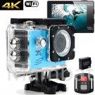 Full HD Waterproof WiFi Sport Action Camera 1080P 4K Travel Camcorder Cam DVR