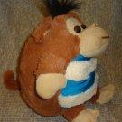 Monkey Pillow Toy Plush Stuffed Animal Movement Realistic Sound Jay At Play
