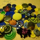 Vintage To Modern Buttons Craft Bugs Mix Lot 80 Pcs