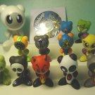 Ub Funkeys Starter Kit Hub Docking Station CD Characters Lot 14 Pieces