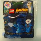 2008 Mcdonalds Lego Batman Figure Building Toy Mr Freeze Ice Blast New Pack