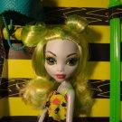 Monster High  Lagoona Blue Skultimate Roller Maze Mint Complete New Box