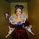 Vintage Barbie Doll Sentimental Valentine Mattel Exclusive Hallmark Limited 1996