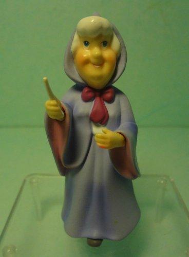 Disney Princess Cinderella Godmother PVC Figure