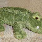 Mary Meyer Wiggly Gator Soft Stuffed Baby Alligator Toy