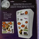 Halloween Decor Decoration Magnetic Fridge Locker File Cabinet 14 Pieces