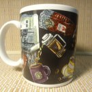 2006 STARBUCKS Coffee Mug Tea Cup Nice Ceramic 12 Oz