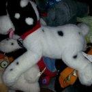 102 Dalmations Domino Stuffed Plush Disney World Dog
