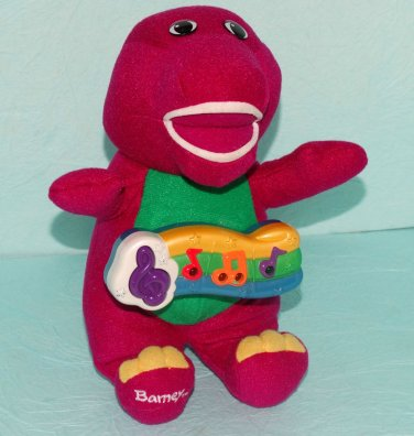 """2001 Fisher Price Sparkle and Sing Barnery Singing Talking 10"""""""