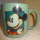 Disney Mickey Mouse Coffee Tea Mug 10 Oz Fun Ceramic Cup